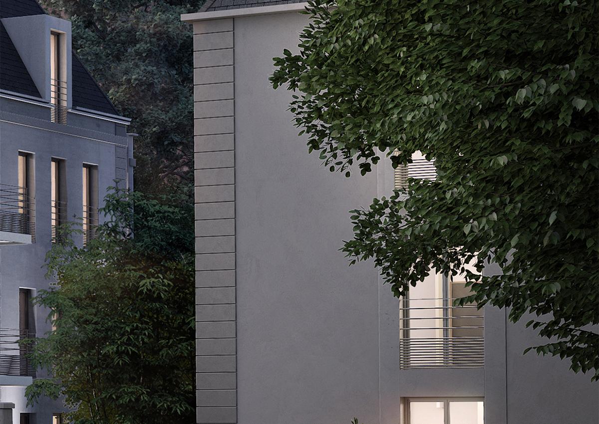 L'Orangerie, résidence Saint-Cyr-Sur-Loire